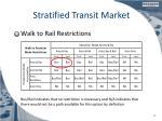 stratified transit market2