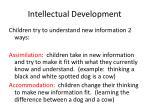 intellectual development3