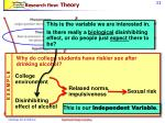 research flow theory3