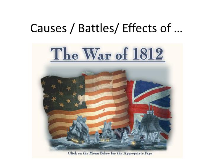 causes battles effects of n.