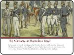 the massacre at horseshoe bend