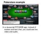 pokerstars example