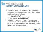 avviso pubblico l i 5 3 2 3 interventi finanziabi li1