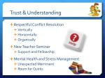 trust understanding