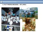 9 fact finding missions sri lanka