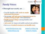 family voices1