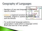 geography of languages1