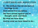 confession and absolution1
