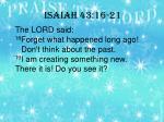 isaiah 43 16 211