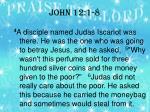 john 12 1 82