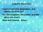 lord s prayer1