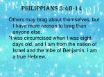 philippians 3 4b 14