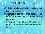 psalm 126 cev1