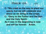 psalm 126 cev3