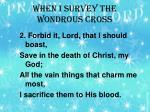 when i survey the wondrous cross1