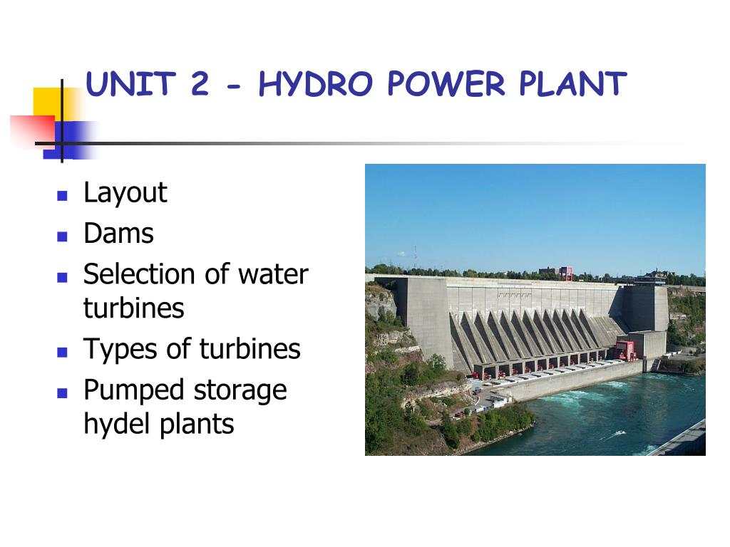 Ppt Unit 2 Hydro Power Plant Powerpoint Presentation Id2102323 Nuclear Diagram N