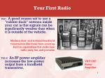 your first radio1