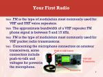 your first radio2