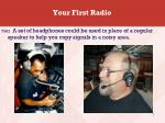 your first radio3