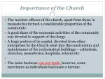 importance of the church1