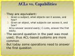 acls vs capabilities
