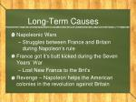 long term causes1