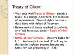 treaty of ghent