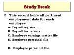 study break4