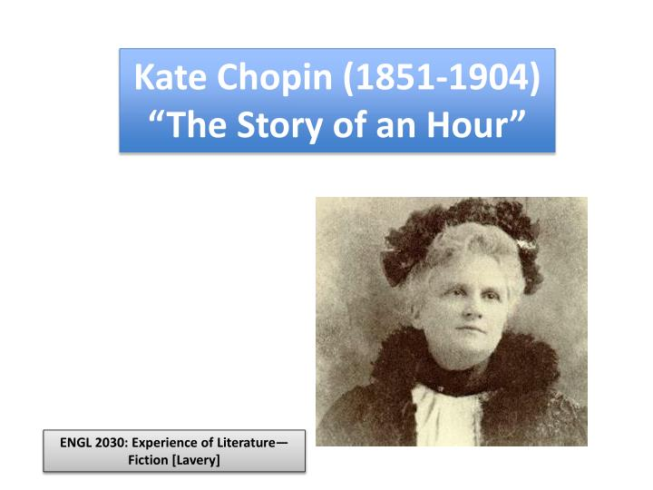 "kate chopin s the storm the fallacies Kate chopin's short story, ""the storm,"" generally revolves around the theme of adultery this is depicted by the story's two main characters, calixta and alcee, who became involved in a momentary affair with one another."