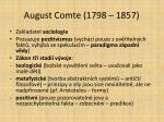 august comte 1798 1857