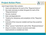 project action plans1