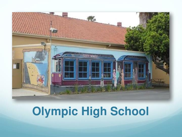 Olympic High School