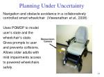 planning under uncertainty2