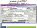 accounting in wespac accounts payable scenario 21