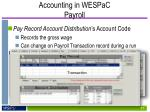 accounting in wespac payroll1