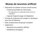 r seau de neurones artificiel