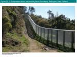 figure 10 15 antipredator fence surrounding karori sanctuary wellington new zealand