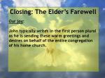 closing the elder s farewell5