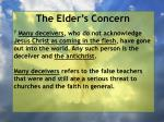 the elder s concern1