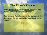 the elder s concern12