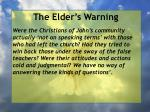 the elder s warning14