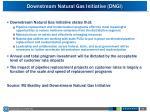 downstream natural gas initiative dngi1