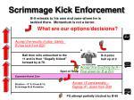 scrimmage kick enforcement2