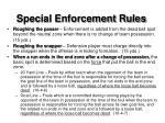 special enforcement rules2