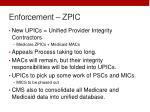 enforcement zpic
