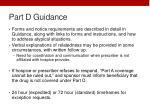 part d guidance5