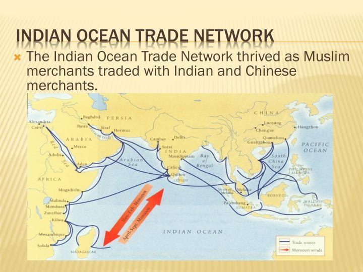 ccot indian ocean trade