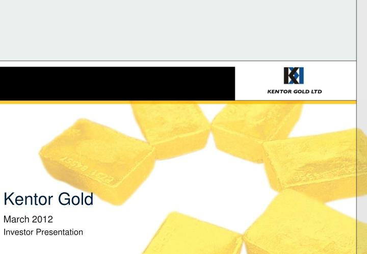 kentor gold n.