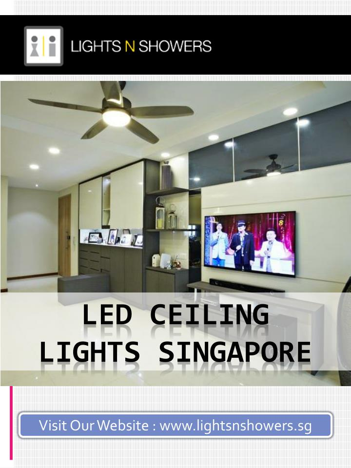 led ceiling lights singapore n.