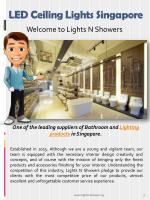 led ceiling lights singapore1